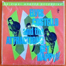ELVIS COSTELLO - GET HAPPY  180g 45rpm 2LP MFSL  Ltd  Edition  Numbered  SEALED