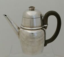 William Spratling Sterling Silver Provincial Pattern Coffee Pot - 4 Cups