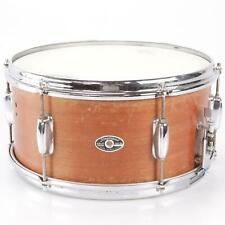 1960's Slingerland 14 x 7 Mahogany Snare Drum Owned by Jimmy Paxson #36143