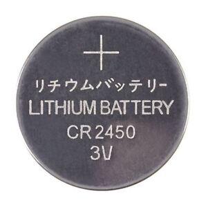 1-100 CR2450 3V Lithium Button Cell Coin Batteries 5004LC 2450 ECR2450 Melbourne