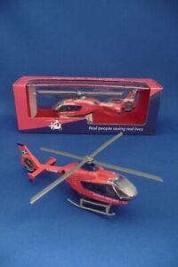 Devon Air Ambulance Diecast Helicopter Eurocopter EC135P2