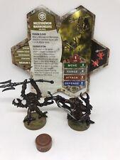 Mezzodemon Warmongers - Heroscape - Wave 13/D3