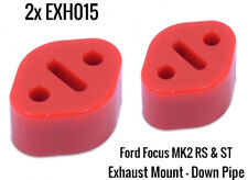Powerflex Exhaust Mounts Exh015 For Ford Focus Mk2 Rs & St - Down Pipe [x2]