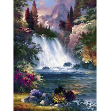 DIY 5D Diamond Painting Kit Embroidery Rhinestone Cross Stitch for Home Wall Dec