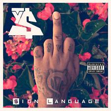 Ty Dolla Sign - Sign Language Mixtape CD Taylor Gang $ign