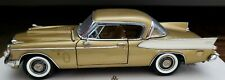 Danbury Mint 1957 Studebaker Golden Hawk Diecast Model 1:24 Scale