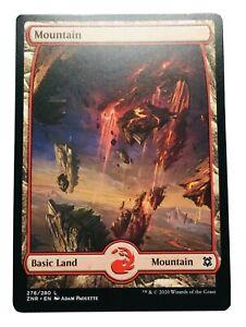 MTG. Zendikar Rising. ZNR. 276. Mountain.