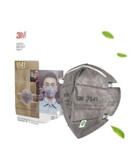 Five 5) 3M9541  NEW Gray Ear Loop Individually Wrapped.