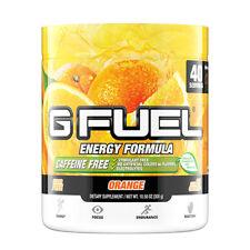Gamma Labs G Fuel Orange Caffeine Free GFuel 40 Servings