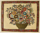 Vase Flower Design 2'6X3'0 Hand-Knotted Wool Oriental Area Rug Entryway Carpet