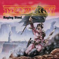 DEATHROW - RAGING STEEL (REMASTERED)  2 VINYL LP NEU