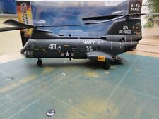 EASY MODEL 37001 1/72 US CH-46D SEAKNIGHT - US NAVY Fertigmodell