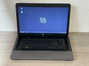 HP 655 Laptop, AMD E2-1800 1.80GHz, 4GB RAM, 120GB SSD, PSU Inc. - Grade C