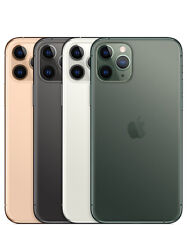 Original Apple iPhone 11 Pro  64GB A2217 iOS 12MP Unlocked Phone USA SHIP*