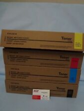 4 Ricoh Toner SET MP C2551 C2550 C2050 C2030 C2530 841280 841281 841282 841283