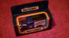 """Matchbox - 1-75 - MB38 Ford Model """"A"""" Van """"Swarfega"""""""