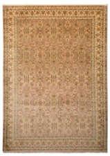 Tapis indiens persane/orientale traditionnelle pour la maison, 200 cm x 300 cm