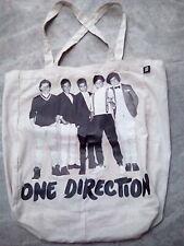 One Direction 1D reusable shopping bag canvas tote shopper