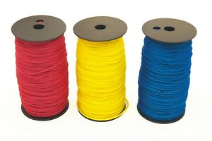 High Visibility Builders Building Brick Laying Measuring String Rope Line 100m