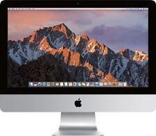 Apple iMac 21.5in. Screen Desktops & All-In-Ones