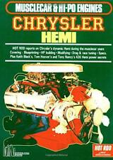 Chrysler Muscle Car and Hi Po Hemi Musclecar and Hi-Po Engine Series by R.M. Cla