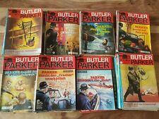 Konvolut 50 Butler Parker Romanhefte Romane Roman Hefte Krimis Paket 34