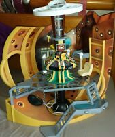 Doctor Who 11th Dr Tardis Playset Console Control Room Toy Matt Smith Version