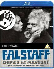 Falstaff Chimes at Midnight [Bluray] [DVD]