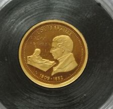 FRANCE  OR PUR 999,9 /GOLD LOUIS BRAILLE 0,50G