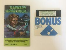 Commodore 64 Kennedy Approach Game - Tested and Working!