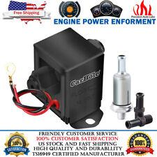 Fuel Pump 12V Generac For Kohler 249862 Onan Yamaha Gas/Diesel Generator 4-7PSI