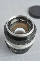 NIKON Pre-Ai Nikkor-S 50mm f1.4 Factory Ai-d Fully serviced, Excellent!!!!