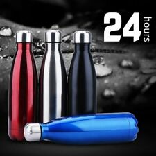 Double-wall Bpa Free Water Bottle Stainless Steel Portable Sport Vacuum Thermos