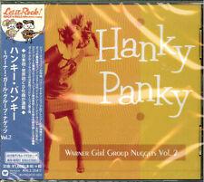 Various Artists - Warner Girl Group Nuggets 2: Hanky Panky [New CD] Ja