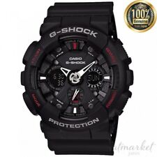 CASIO watch G-SHOCK combination model GA-120-1A men's in Box genuine from JAPAN