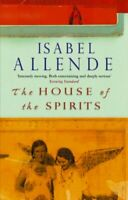The House Of The Spirits by Allende, Isabel Paperback Book The Cheap Fast Free