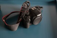 Canon EOS 550D with Canon EFS 18-55mm Lens