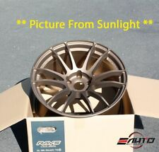 "Rays Gram Lights 57Xtreme Bronze Wheel Rim 18"" 18x9.5 +22 5x114 *21lbs* Set of 4"