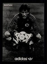 Bernd Franke DFB Vize Weltmeister 1982 Foto Original Signiert +A 136047