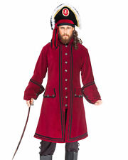 Men's Captain Lowther Coat, finest fabric, handmade one by one, very nice!!!