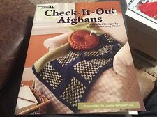 Check-It-Out Afghans by Donna Browning-Damm