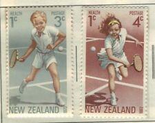 New Zealand Scott B85 - B91 in MNH Condition