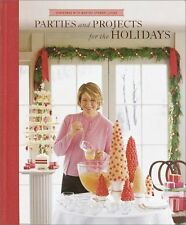 Parties And Projects For The Holidays (Christmas With Martha Stewart Living) by