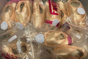 Freed Pointe Shoes, Classic Deep Vamp