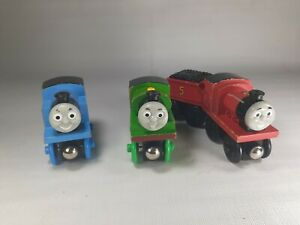 Wooden Thomas The Train With Percy And James