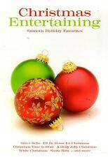 CHRISTMAS ENTERTAINING SMOOTH HOLIDAY FAVORITES JAZZ DINNER PARTY MUSIC 3-CD SET