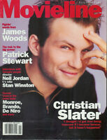 CHRISTIAN SLATER Patrick Stewart JAMES WOODS Neil Jordan 1994 Movieline magazine