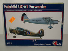 Pavla 1/72 Scale Fairchild UC-61 Forwarder