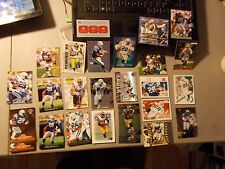 LOT OF 40 JIM KELLY FOOTBALL CARDS FROM THE LATE 80'S- '90'S SOME DOUBLES