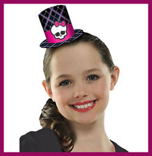 8 Monster High Girls Happy Birthday Mini Party Paper Top Hats Amscan Favours